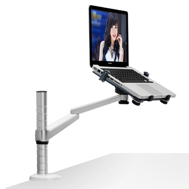 oa 1s 360 rotation aluminum alloy 2 in 1 tablet pc holder. Black Bedroom Furniture Sets. Home Design Ideas
