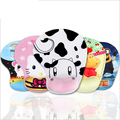 Super soft GEL wrist rest mouse pad natural silicon wrister cartoon mouse pad christmas gifts birthday gifts