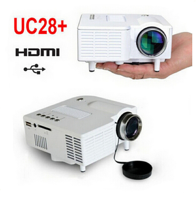 Hot sales!! 2015 popular LED projector protable Home theater video projector HDMI support 1080p with TF card DLP projector