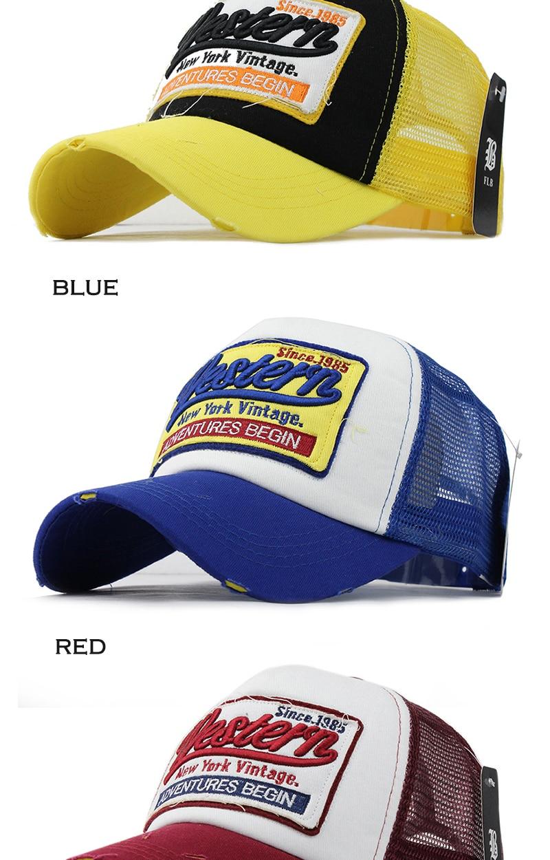Embroidery Mesh Baseball Cap - MyTrendWorld c27ada04d1cc