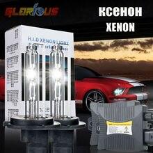 Xenon H7 HID Kit 55W H1 H3 H4 H7 H8 H10 H11 881 H27 HB3 9005 HB4 9006 Car light source xenon H11