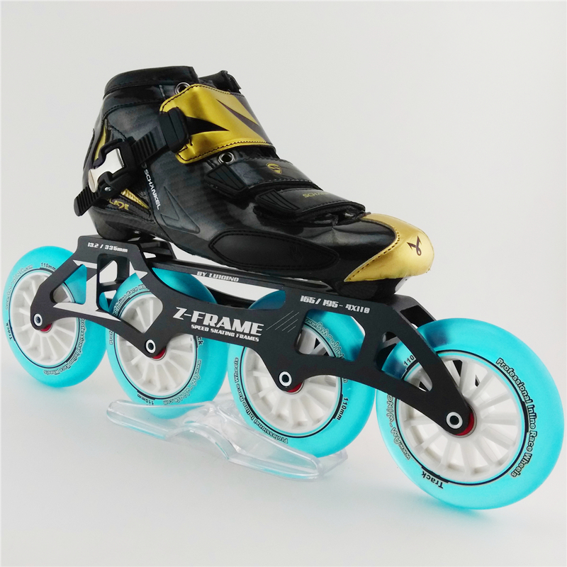Professional Adults Carbon Fiber Speed Skating Shoes Patins Men Shoes Inline Skating Seba Roller Skates