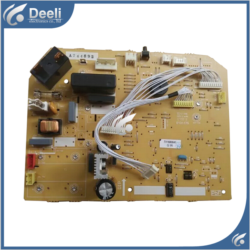 ФОТО  95% new Original for Panasonic air conditioning Computer board A744692 circuit board on sale