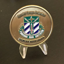 low price custom coin High quality  Special Troops Battalion Challenge Coin FH810159