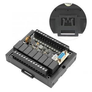 Image 4 - PlcプログラマブルロジックコントローラFX1N 20MR産業用制御ボードDC10 28Vリレー遅延モジュールとシェル