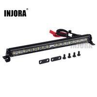 Trx4 Metal LED Roof Lamp Light Bar For 1 10 RC Crawler Traxxas Trx 4 Trx