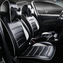 font b car b font leather seat covers for Wrangler sahara Liberty Grand Cherokee Lincoln