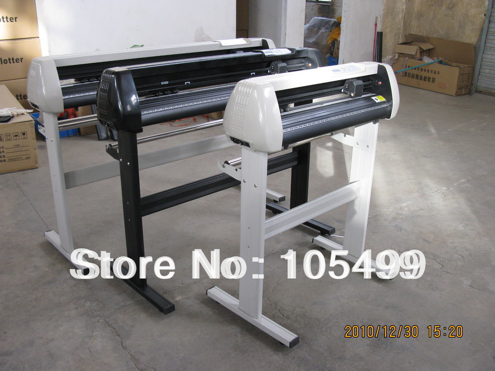high quality cutter plotter vinyl paper plotter cut machine