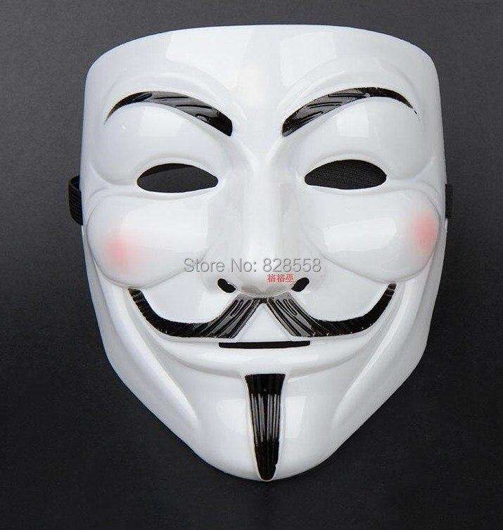 Hot Sales Top Popular Hip Hop Dancing Performances Masks V Mask