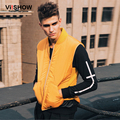 Viishow New arrivals Brand down winter vest casual down waistcoat men sleeveless jacket