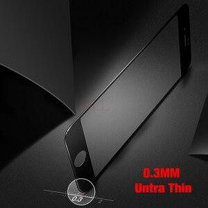 Image 5 - 4D iphone 7プラス保護ガラスフルカバー (3D更新) 強化ガラスフィルムiphone × 8 6sプラスエッジスクリーンカバー