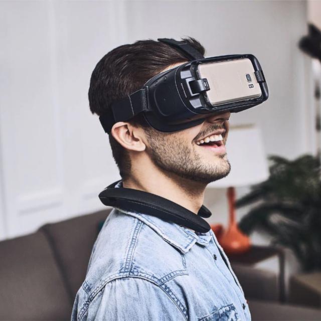 JBL SOUNDGEAR Wearable Wireless Bluetooth Speaker Home Outdoor Deep Bass Portable Speaker Hands-free Speaker for VR Game Music