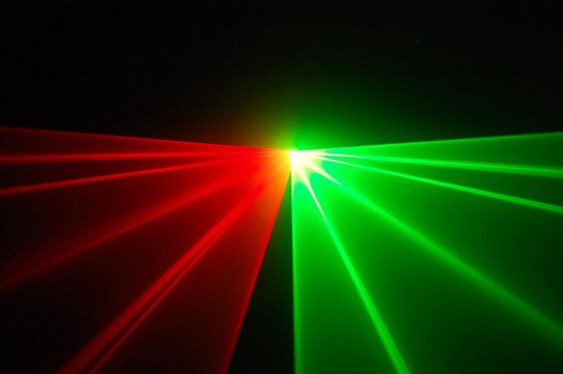 Good Quality 140 Mw Stage Spot Lights Red Green Lighting Effect
