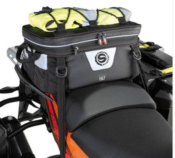 Motorcycle bag motorcycle waterproof tail bag motorcycle rear seat bag motorcycle multi-purpose bag Мотоцикл