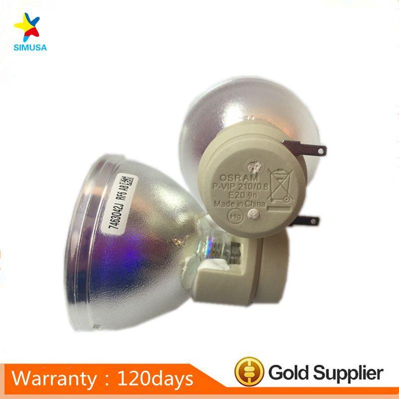 Original bare projector lamp bulb RLC-100 VIP210 0.8 E20.9  for  VIEWSONIC PJD7720HD PJD7831HDL PJD7828HDL