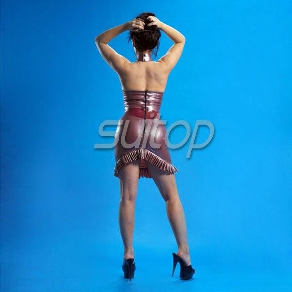 Латексный костюм облегающие платья