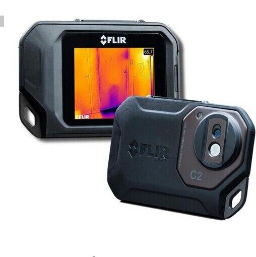 FLIR C2/C3-Wi-Fi Todos Os Novos Original Infravermelho Termovisor FLIR câmera térmica tamanho de bolso Câmera IR Sensor de Calor C2 /C3