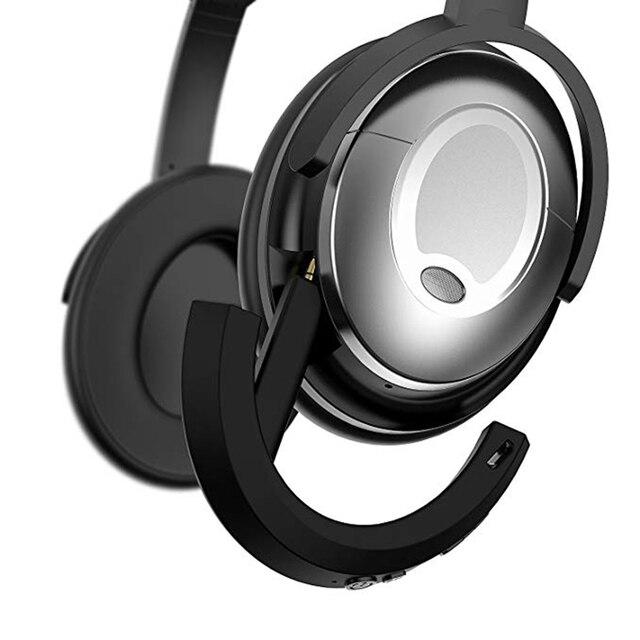 Bluetooth ボーズ QC15 ため Bose クワイアットコンフォート 15 ヘッドホン送信機ワイヤレスアダプタ受信機 ios アンドロイド
