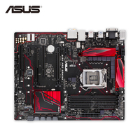 Asus B150 PRO GAMING Original Utilizado B150 de Escritorio Placa Madre Socket LGA 1151 DDR3 64G SATA3 USB3.0 i7 i5 i3 ATX