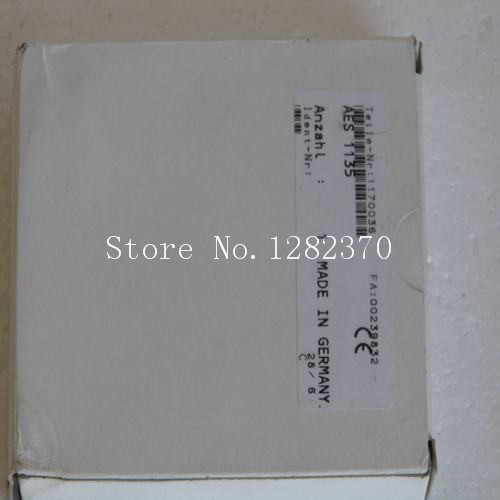 [SA] New original authentic special sales SCHMERSAL AES1135 Safety relay spot brand new original authentic brs15b