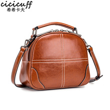 2019 Fashion Real Genuine Leather Handbag Luxury Messenger Bag Women Bags Designer Ladies Shoulder Bags Female Crossbody Bag New цена