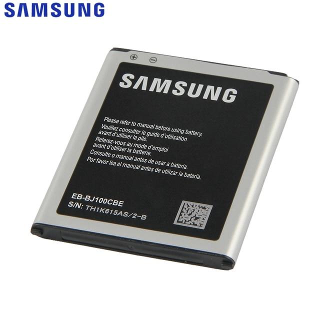 Original Replacement Battery EB BJ100CBE EB BJ100BBE For Samsung Galaxy J1 j100 J100F/D J100FN J100H J100M NFC 1850mAh