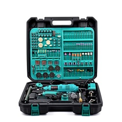 220 V Dubbele Elektrische Mini Boor voor Dremel Rotary Tool EU plug Power Tools Met Dremel Accessoires Mini Grinder Power gereedschap