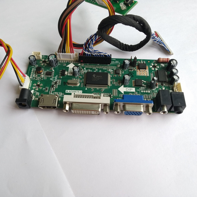 "A3 TL //N156B3-L0B LCD HDMI DVI VGA LCD Controller board Kit for 15.6"" LP156WH1"