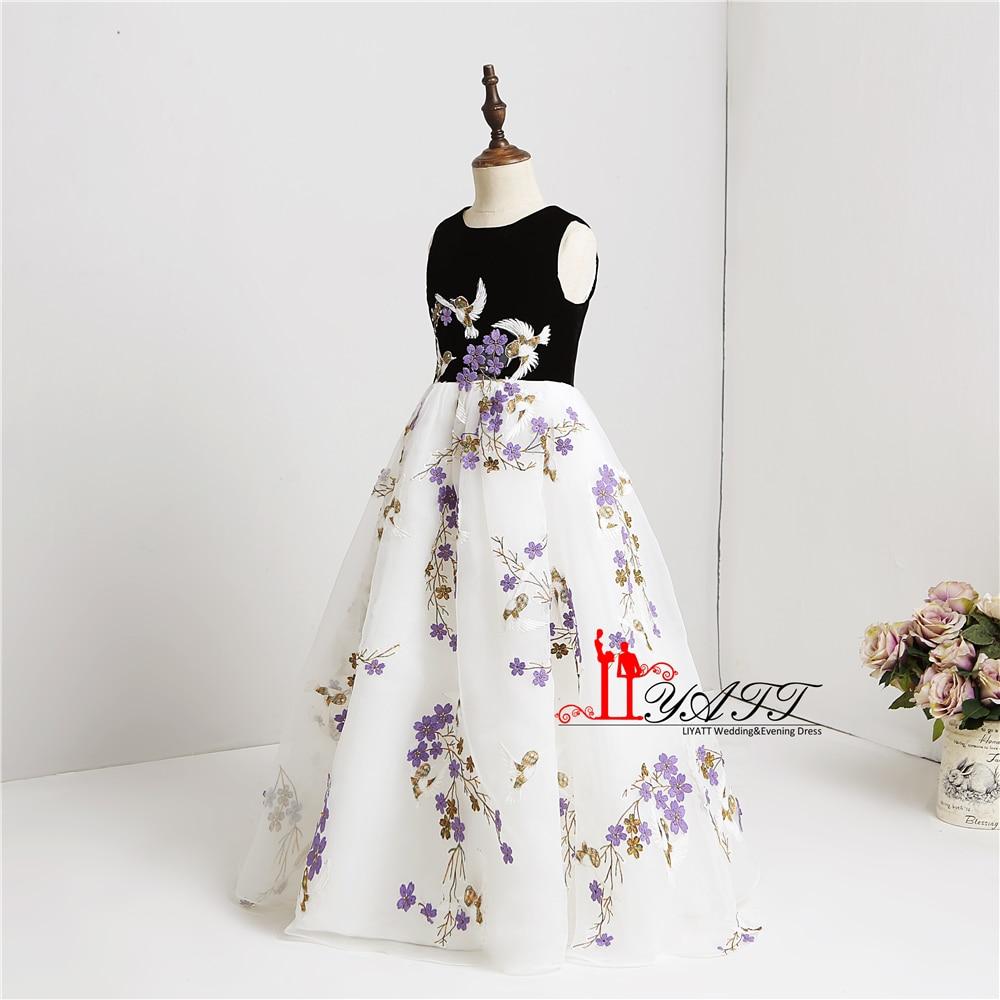 e5c4d575f Victorian Lilac Flower Girl Dresses | Saddha