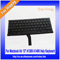 "NEW Laptop Italy Keyboard For Macbook Air 13"" A1369 2011 A1466 2012-2015"