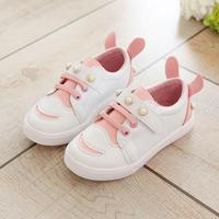 HaoChengJiaDe Children Shoes Chaussure Enfant New Spring Sport Leather Casual Boys Sneakers Kids Shoes Soft Running