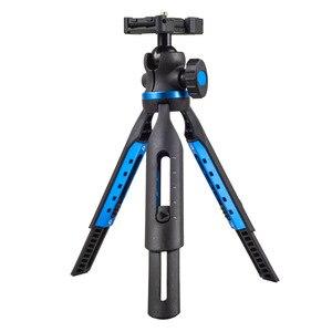 Image 5 - APEXEL 2 en 1 support de téléphone trépied DSLR caméra téléphone extensible trépied pour Gopro xiaomi iPhone Smartphone