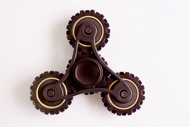 Gear Fidget Spinner