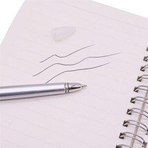Image 2 - 2 шт. 0,5 мм Шариковые канцелярские принадлежности для творчества ручка студенческие ручки обучающие вопросы обучение интеллектуальное развитие школьные принадлежности