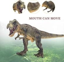 UTTORA Tyrannosaurus Rex Dinosaur Plastic Toy Model Birthday Kids Gift Children 32*12cm/12.60*4.72