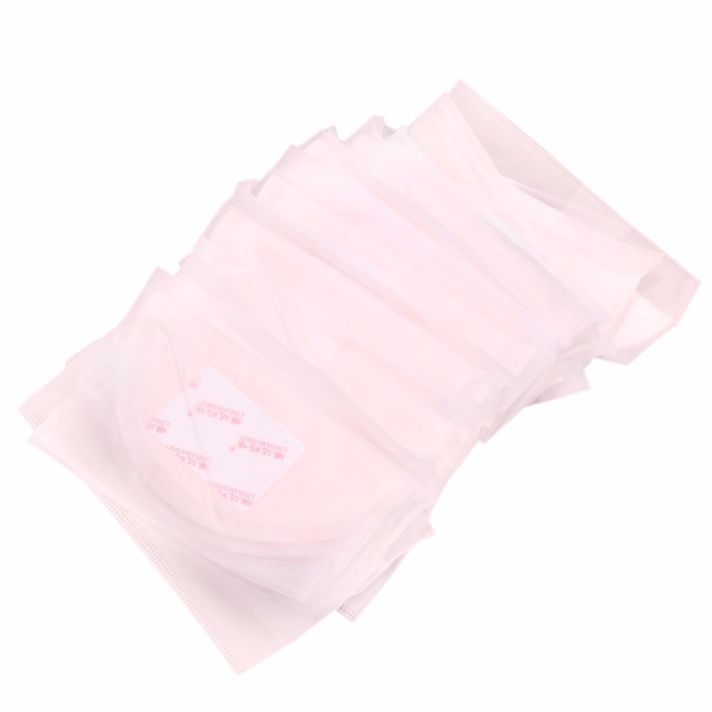 100pcs Month Care Disposable Breast Nursing Pads Maternity Mommy Breast Feeding for Breastfeeding Bra Spill proof