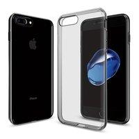 100 Original SGP Liquid Crystal Case For IPhone 7 Plus 5 5 Premium Clarity Thin Lightweight