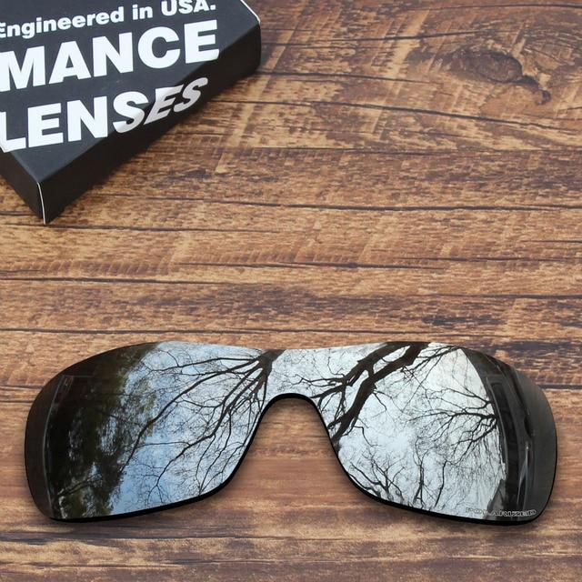 b40280c2daadc Toughasnails resistir la corrosión del agua de mar polarizado Objetivos  para Oakley ANTIX Gafas de sol