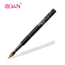 BQAN New Design Metal Handle with Sculpture Nail Art Dotting Pen