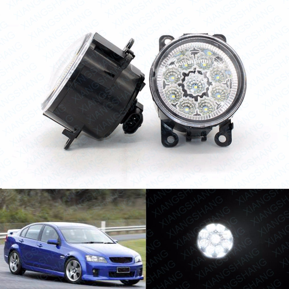 Osmrk Led Daytime Running Light Drl For Holden Commodore Ve Serie 1 Vz Fog Wiring Diagram Front Lights Saloon 2004 09 2006