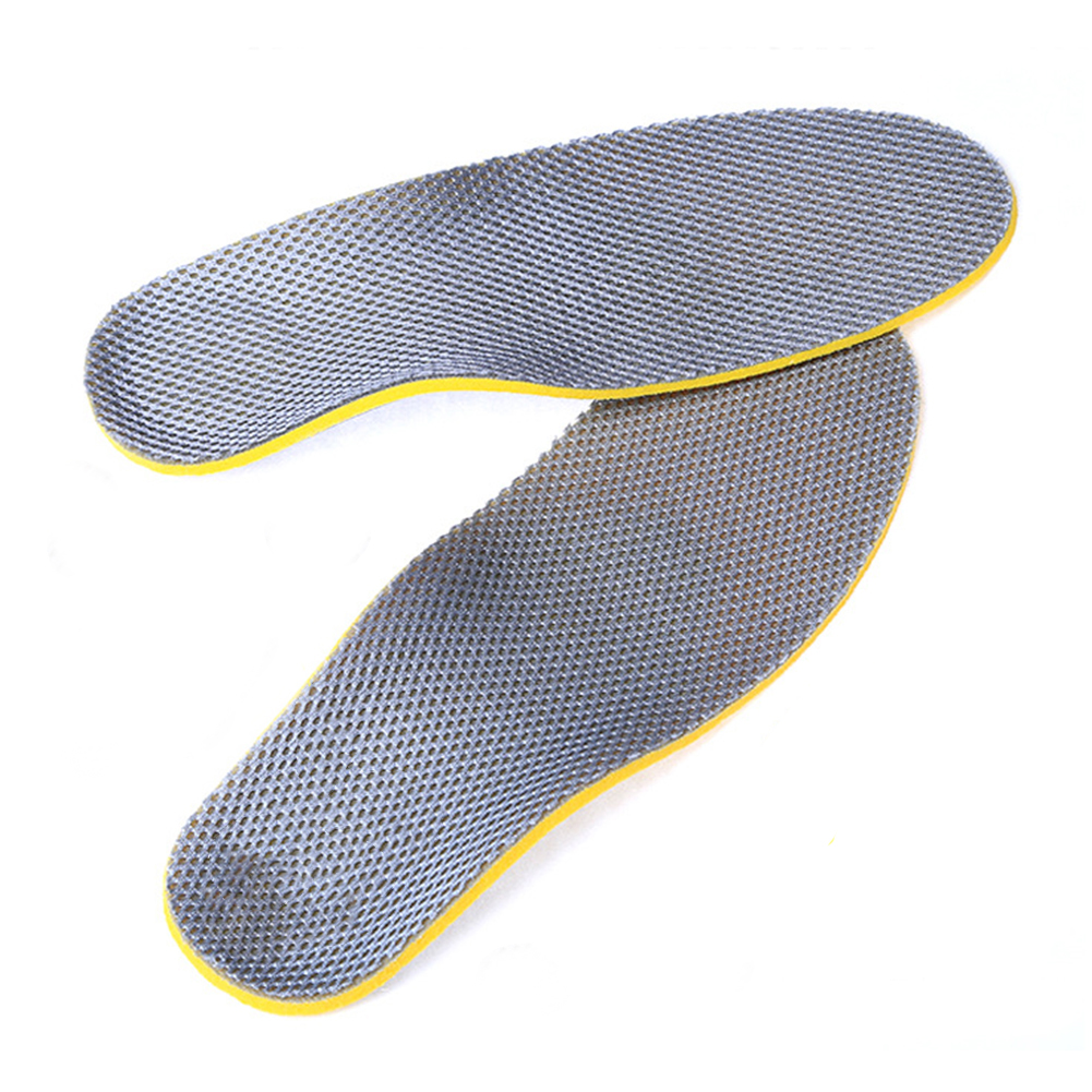 1 Paar 3d Frauen Männer Bequeme Schuhe Orthesen Einlegesohlen Einsätze Hohe Arch Support Pad
