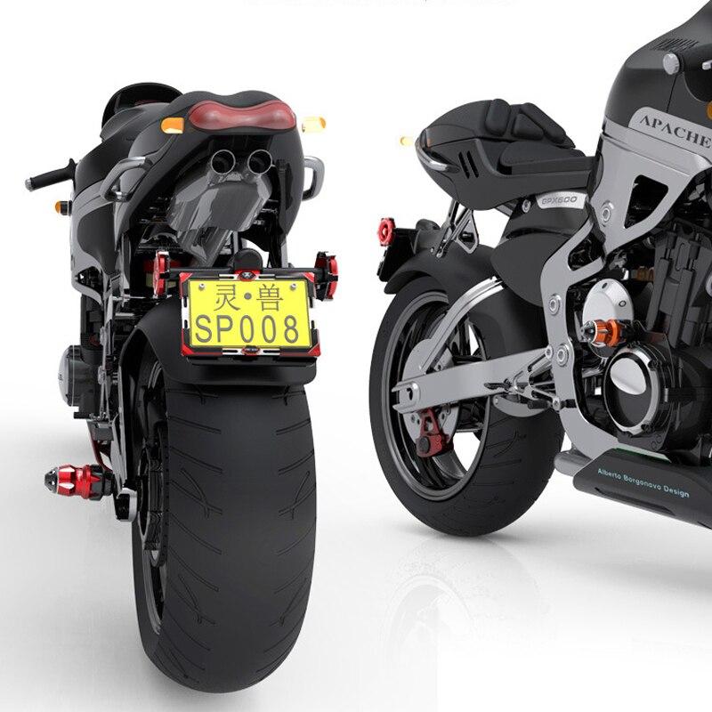 Universal Fallen Protektoren Motorrad CNC Aluminium Legierung Rahmen ...