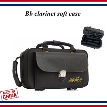 Clarinet accessories - Clarinet case - Bb clarinet soft bag , backpack Portable bag - Clarinet parts фото