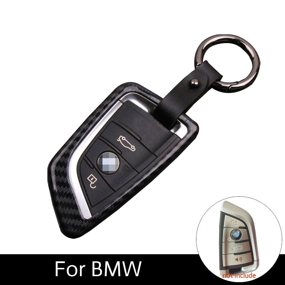 Key Case For Car 2019 New Style Carbon Fiber Pattern Silicone Car Key Case For Toyota Camry Avalon Corolla Matrix Rav4 Venza Yaris Keys Auto Key Holders