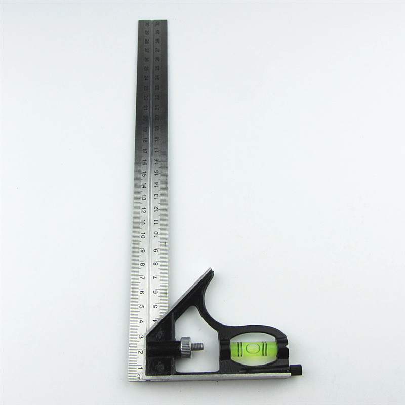 WEIHENG 518K Precise Stainless Steel Measuring Angle Spirit Level 3