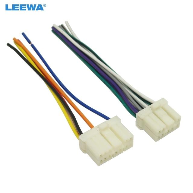 Remarkable Speaker Wire Harness Male Plugs Wire Connector Plug Alternator Wiring 101 Akebretraxxcnl
