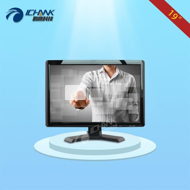 B190JC-ABHUV-2/19 дюймов широкоформатный сенсорный монитор/19 дюймов HDMI 1440x900 сенсорный монитор/19 дюймов широкоформатный сопротивление сенсорный дисплей;
