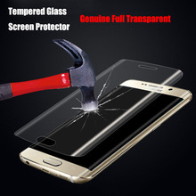 Explosion-proof curved surface edge galaxy tempered film full samsung glass screen