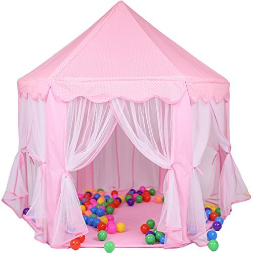Dalos Dream Indoor Kids Play Tent Pink Hexagon Kid Tent Princess Castle Kids Tent Child Teepee Tent Kids-in Toy Tents from Toys u0026 Hobbies on Aliexpress.com ...  sc 1 st  AliExpress.com & Dalos Dream Indoor Kids Play Tent Pink Hexagon Kid Tent Princess ...