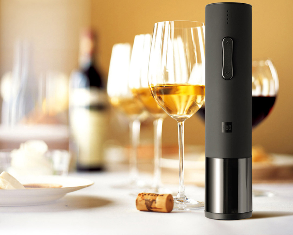 Xiaomi HUOHOU Electric Automatic Wine Bottle O p e n e r (7)